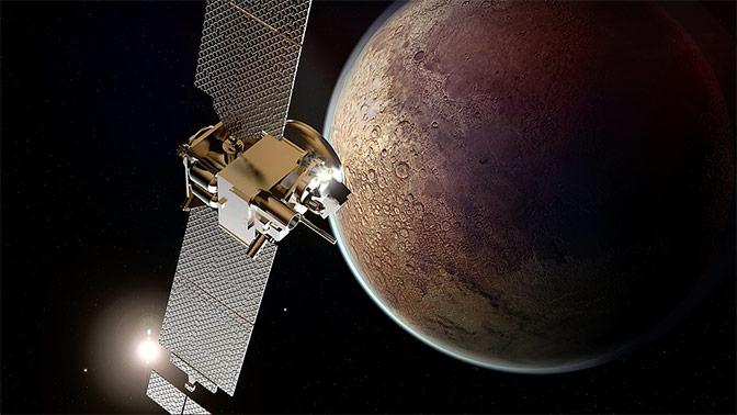 Колонизация Марса начнется через пять лет