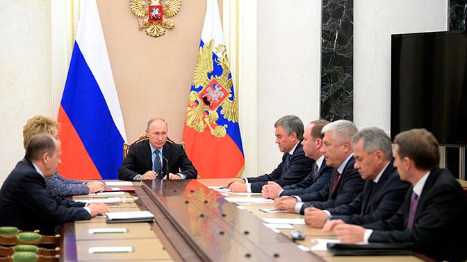 В Кремле рассказали, как Путин проведет свой день рождения