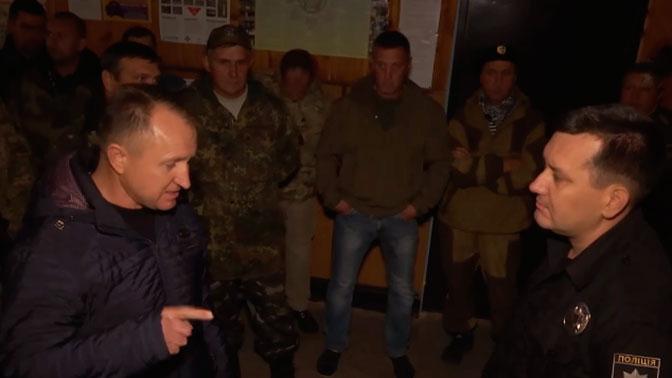 На Украине «атошник» совершил самоубийство после пыток в полиции