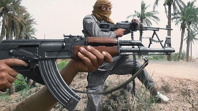 Коалиция США имитирует борьбу с ИГИЛ* в Ираке - Минобороны РФ