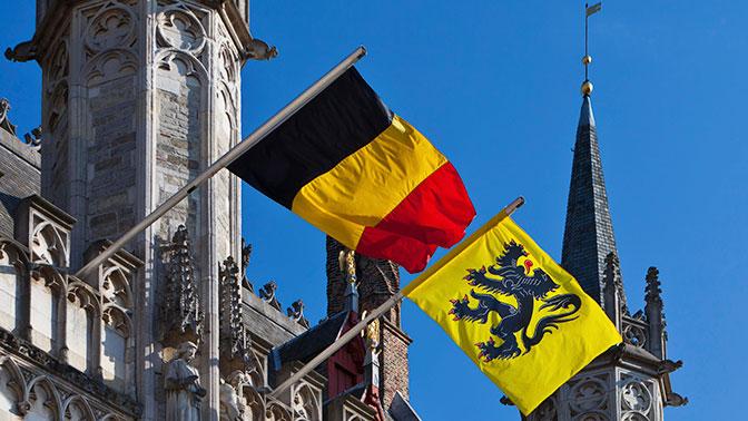 Фландрия требует независимости от Бельгии