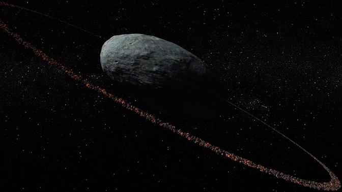 Ученые обнаружили «мини-Сатурн»