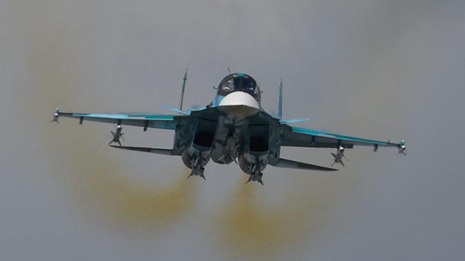 ВКС РФ уничтожили более 1260 террористических объектов в Сирии за неделю - МО России