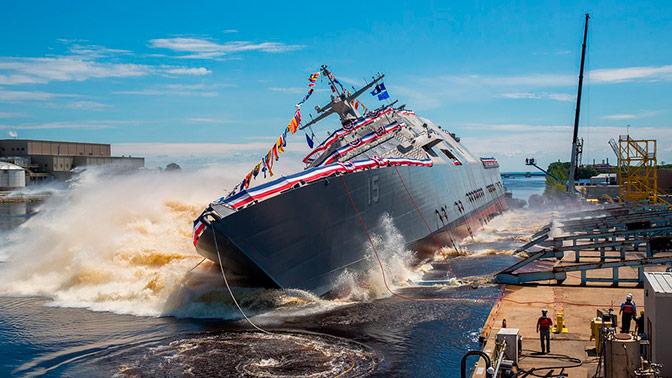 ВМС США «умирают медленной смертью» – СМИ