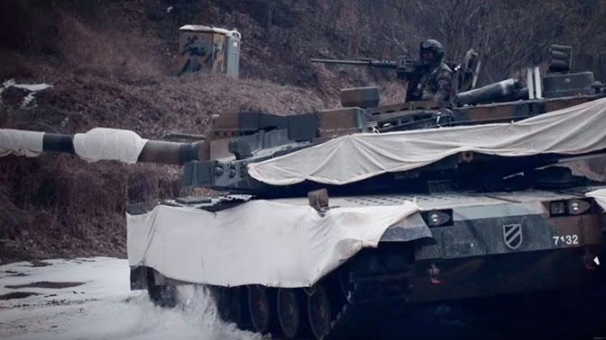 Корейская неожиданность: на что способен новый танк Сеула «Черная пантера»