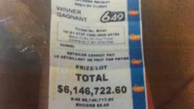 Канадец выиграл огромную сумму в лотерею и сразу сбежал от своей подруги