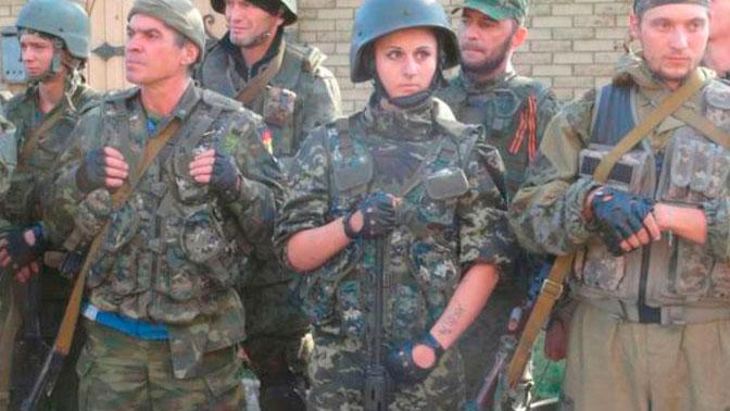 «Убийство» «девушки Гиви» оказалось фейком украинских СМИ