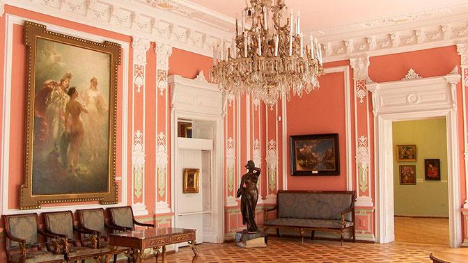 Из Львовской галереи искусств пропало более 600 экспонатов