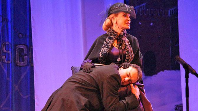 В Хмельницком запретили спектакль «Анна Каренина» на русском языке