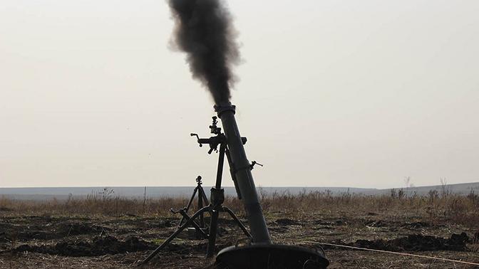 Полковник ВСУ отметил «праздничным» обстрелом Донецка присвоение ордена