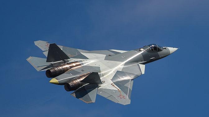 «Битва века»: СМИ США сравнили новейший Су-57 и американский F-22