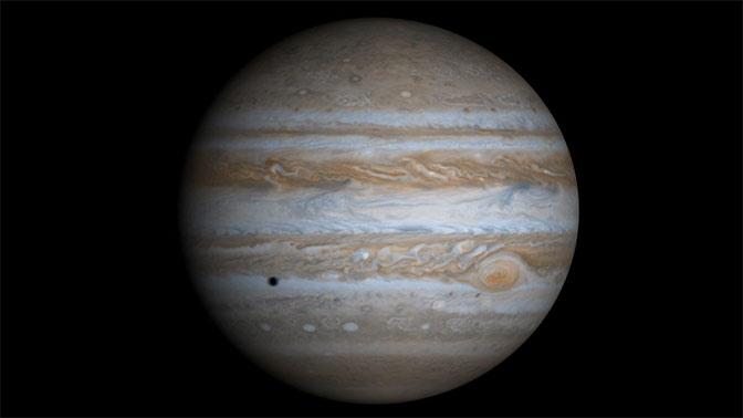 Ученые выяснили, почему Юпитер «полосатый»