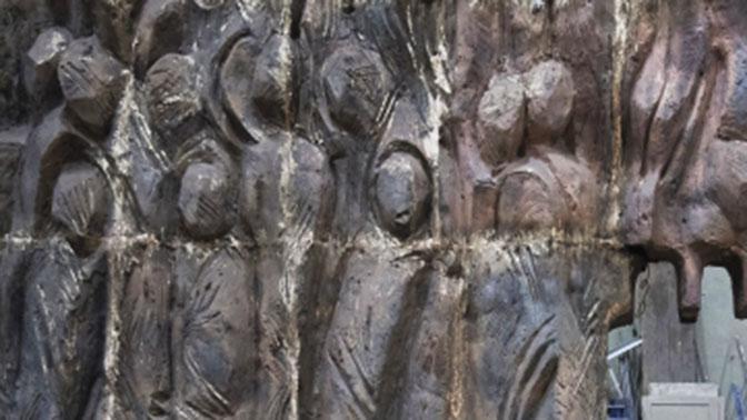 В Фонде памяти рассказали о значимости монумента «Стена скорби»
