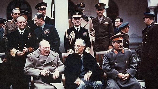 Зачистить все в радиусе 20 километров и выставить три кольца НКВД: секретный документ о подготовке к Ялтинской конференции