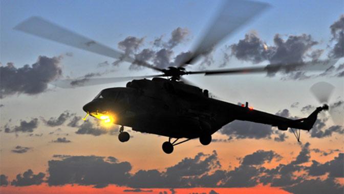 В Норвежском спасательном центре рассказали подробности крушения российского вертолета у Шпицбергена