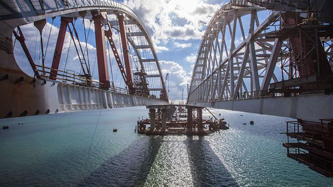 Морская гвардия Крымского моста: как будут охранять стройку века
