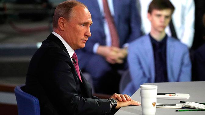 Ежегодное послание президента могут перенести на 2018 год – СМИ