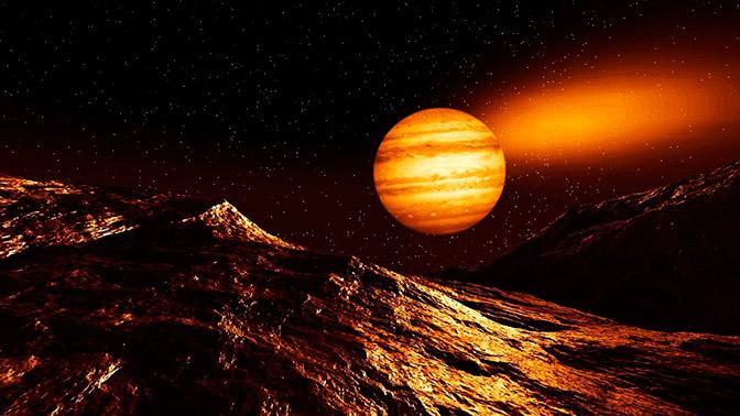 Сближение Венеры и Юпитера «ввергнет Землю в двухнедельную тьму» – СМИ
