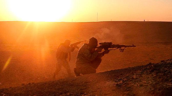 Выявлены факты взаимодействия ИГИЛ* и коалиции США – Минобороны РФ