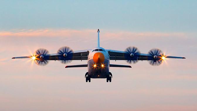 Украинские авиастроители избавятся от российских деталей в самолете Ан-70