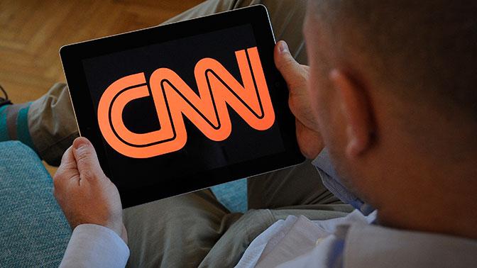 В Совфеде заявили, что телеканал CNN могут признать СМИ-иногентом
