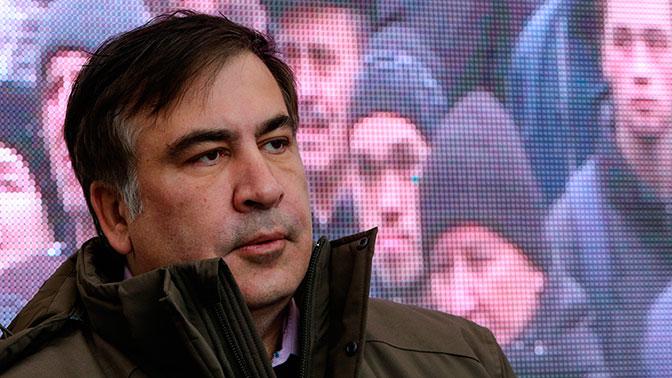 В Раде обвинили Саакашвили в подвозе снайперов на Майдан
