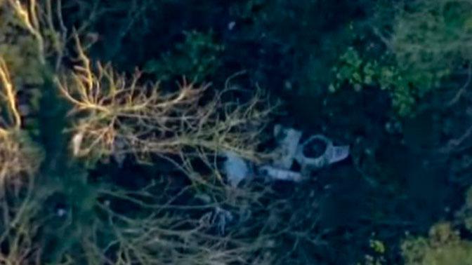 Множество жертв: вертолет столкнулся с самолетом в Великобритании