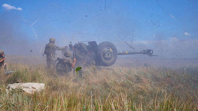 ВСУ готовят постановочные обстрелы со стороны ЛНР для делегации из США