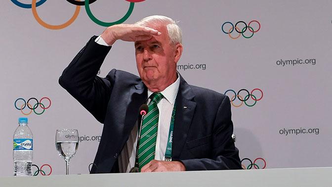 В МИД РФ напомнили главе WADA о существовании Олимпийской хартии