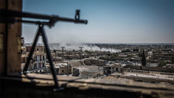 Шаманов назвал «самозванцами в чужой квартире» американских военных в Сирии