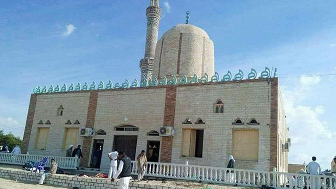 Президент Египта призвал отомстить засуфийских мучеников