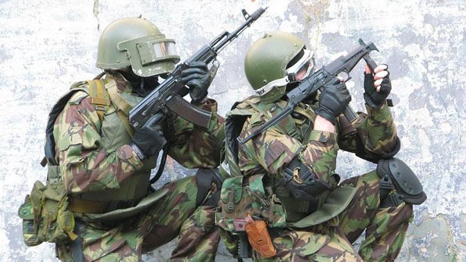 Там, где мужчина не пройдет: женщины в спецназе ФСБ
