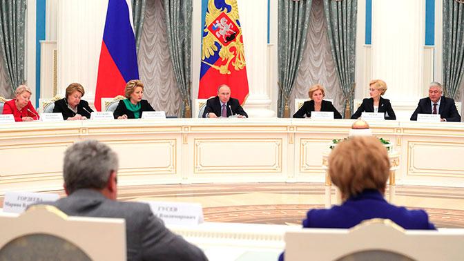 Ежемесячную выплату нарождение первенца вводят в РФ