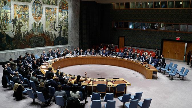 Япония призвала провести совещание Совбеза ООН— Запуск ракеты КНДР
