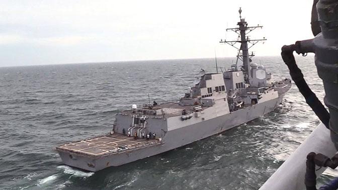 В государственной думе отреагировали натренировку ВМС США иУкраины вЧерном море