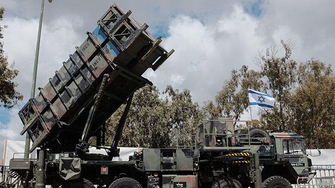 Израильские ВВС нанесли удар поиранской базе около Дамаска