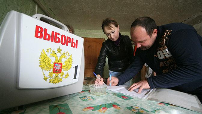 Песков назвал высокими цифры опроса оготовности граждан России пойти напрезидентские выборы