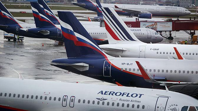 «Аэрофлот» связал задержку 40 загруженных рейсов с деяниями Шереметьево