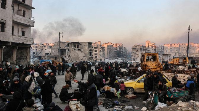 ВСША приписали все заслуги поосвобождению Сирии оттеррористов повсеместной коалиции