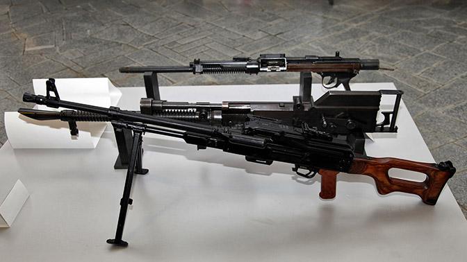 США решили подделывать российские «смертоносные пулеметы»