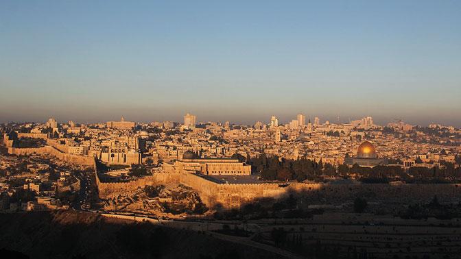 Турция осудила решение США признать Иерусалим столицей Израиля