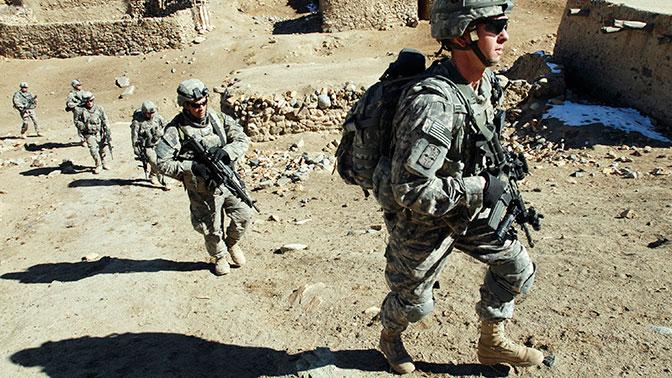 Пентагон назвал число военных США в Сирии