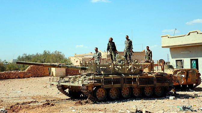 Террористы девять раз за сутки нарушили режим перемирия в Сирии