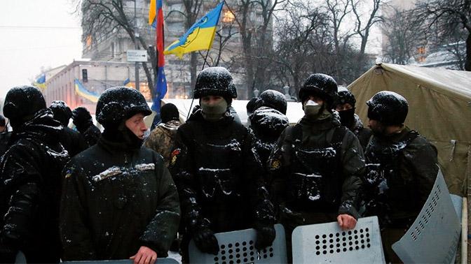 В Киеве возобновились митинги