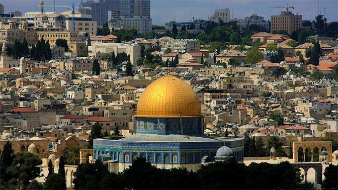 Госдеп приступает кпереносу посольства США изТель-Авива вИерусалим