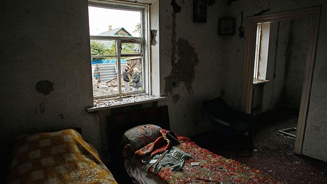 Гуманитарную ситуацию наДонбассе вмеждународной Организации Объединенных Наций (ООН)  оценили как худшую с2014 года