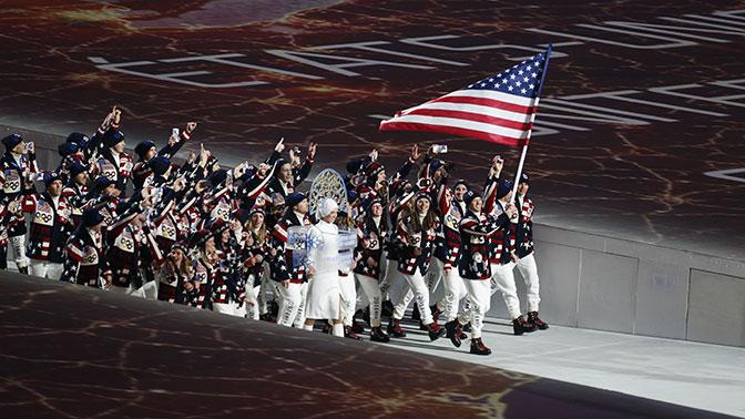 США могут не участвовать в Олимпийских играх - Белый дом