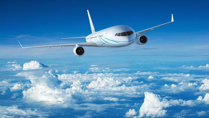 В России ведется разработка самолета с эллиптическим фюзеляжем