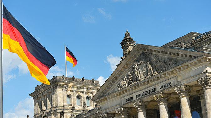 Германский политик предложил сделать «Соединенные штаты Европы»