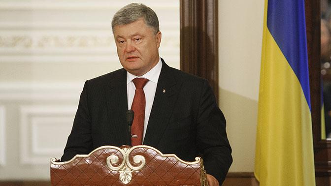 Порошенко прокомментировал принятие госбюджета Украины на 2018 год